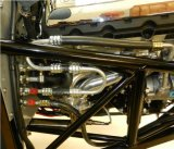 Ig Hydra-Crimp-7842 pour les raccords des flexibles et de fer barbelé perlé flexible A/C L'outil de sertissage
