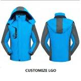 Зима Outdoors работая куртка Snowboad застежки -молнии водоустойчивого Windbreaker Unisex полная