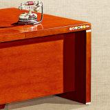 L tabela moderna da saliência da alta qualidade da mobília executiva de madeira da forma