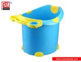 プラスチック浴槽の注入型