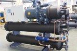 Schraubenartiges wassergekühltes Kühler-Wasser-Kühler-System