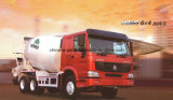 Camion professionnel de mélangeur de colle de l'approvisionnement HOWO de 12m3