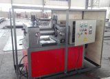 Máquina aberta do moinho de mistura da borracha nova do rolo do laboratório dois do projeto