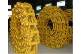 Chaîne de chenille de maillons de chaîne de piste pour des pièces de tracteur à chenilles de train d'atterrissage de bouteur d'excavatrice