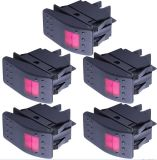 `Quente! 4X4 novo Switch & diodo emissor de luz Rocker Switch