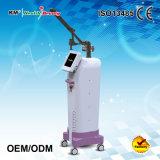 Uso médico estética equipos láser de CO2 fraccional