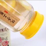 بيضاء زجاجيّة مادّيّ سدود مثمّنة عسل زجاجة