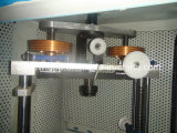 Única máquina vertical do Twister para o cabo de alta freqüência