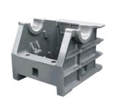 Bester Preis kundenspezifische hohe Mangan-Stahlgußteil-Bergbau-Zerkleinerungsmaschine-Teile