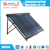 30 tubos de vidrio colector solar