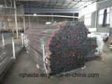 De Staaf van het Verbindingsstuk van het Aluminium van het Type van Bendable voor het Isoleren van Glas