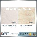 建築材料の磨かれる及び艶をかけられる中国の石造りの大理石の床タイル