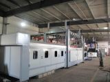 Zs-6171 control PLC Semiautomática máquina de formación de vacío