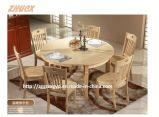 Mobilier en bois Table à manger Chaise en bois Bureau en bois Table à manger pliante