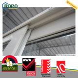 Дверь сползая стекла PVC Австралии стандартная, дешевое цена раздвижных дверей