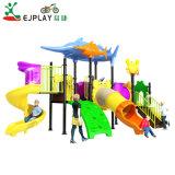 Mundo submarino tema Crianças Playground deslize para venda