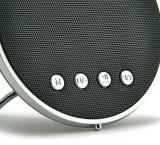 Mini altofalante portátil de Bluetooth do microfone