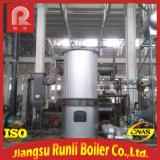Caldera de aceite con biomasa o carbón caldeado con combustible fijo de la rejilla térmica (YGL)