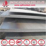 Plaque en acier marine laminée à chaud de construction de bateau Ah36