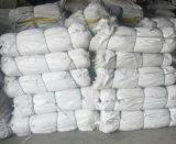 Прозрачный сплетенный мешок для упаковывая риса