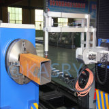 CNC automatico funzionale tutta la taglierina rettangolare quadrata rotonda della fiamma del plasma della tagliatrice dei tubi