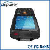 androider Hochgeschwindigkeitsbarcode-Daten-Sammler laser-4G Hand