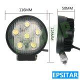 lumière fonctionnante automatique extérieure de travail de la lampe DEL de 18W 4.5inch Epistar