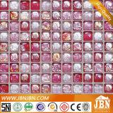 목욕탕 벽 (L1425001)를 위한 지중해 작풍 거품 유리제 모자이크