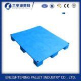 pálete plástica do armazenamento dos pés 1200X1000 9 para o uso do revestimento