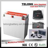 batteria al piombo portatile del sistema solare 12V20ah per il servizio dell'Africa