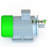 5kw 100rpm magnetischer Generator, 3 Phase Wechselstrom-permanenter magnetischer Generator, Wind-Wasser-Gebrauch mit niedriger U/Min
