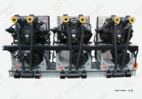 Cy R 고속 회전하는 병 한번 불기 주조 기계
