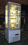 - 25 Graden van Display Ice Cream Freezer met LED Lighting