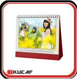 Календар настольный компьютер плановика календара стола Clipboard