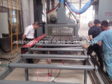 A través de la placa de acero populares máquina de granallado