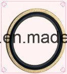Guarnizione legata della guarnizione dell'anello di chiusura della guarnizione meccanica dell'anello sigillante dei pezzi di ricambio dei ricambi auto della guarnizione del residuo della guarnizione