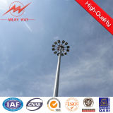 Stadium Lighting를 위한 30m High Mast Lighting 폴란드