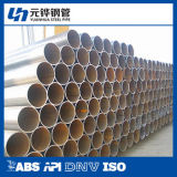 Tubo de acero inconsútil de Yuanhua para la caldera de presión inferior/media
