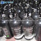 Bombola per gas di alluminio del CO2 del serbatoio del CO2 di Paintball