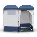 Mudança de modelo multiuso vestir roupas tenda de chuveiro e wc Piscina Camping tenda higiénico de Emergência