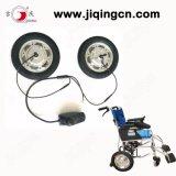 Jogo inteligente do sistema de energia do motor A1 da roda da cadeira de rodas de Jq