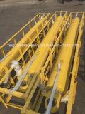 前部-オフロード採鉱トラックのための取付けられた水圧シリンダ