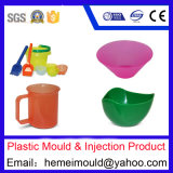 Muffa di plastica della benna di acqua dell'iniezione