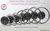 Magische Pastei 5 de Programmeerbare Uitrusting van de Omzetting van de Motor van de Hub van de Fiets van het Controlemechanisme van de Golf van de Sinus Elektrische met de Goedkeuring van Ce