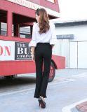 Гетры женщин горячего высокого качества оптовой продажи сбывания Bell-Bottomed Stretchy