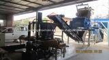 Pavimentadora concreta del ladrillo Blcok/que hace la máquina Qft3-20