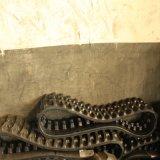 Trilhas de borracha para a maquinaria de construção 180*60*30-40