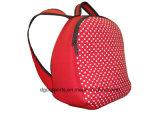 Nuovo sacchetto dello zaino del neoprene di stile per il capretto