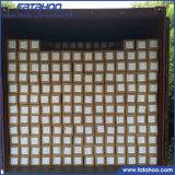 Oberster selbstklebender Einweganblick-perforiertes Vinyl in Rolls