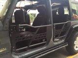 J196)половина трубы дверь для Jeep Wrangler Jk с отражением наружного зеркала заднего вида